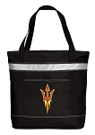 Arizona State Insulated Tote Bag Black