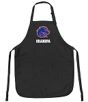 Official Boise State Grandpa Apron Black