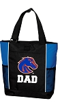 Boise State Dad Tote Bag Roy