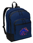 Boise State Backpack Navy