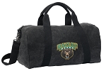 Baylor Duffel RICH COTTON Washed Finish Black