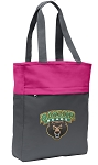 Baylor Tote Bag Everyday Carryall Pink