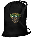 Baylor Laundry Bag Black