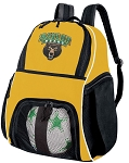 Baylor University Soccer Ball Backpack or Baylor Volleyball For Girls or Boys Practice