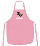UCF Grandma Apron Pink - MADE in the USA!