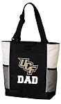 University of Central Florida Dad Tote Bag White Accents