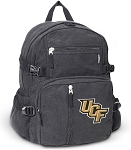 Central Florida Canvas Backpack Black