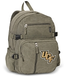 UCF Canvas Backpack Olive