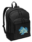 Tri Delta Backpack - Classic Style