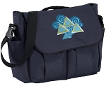 Tri Delt Diaper Bag Navy