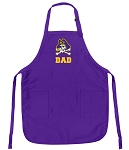 Deluxe East Carolina Dad Apron MADE in the USA!