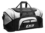 EKU Duffel Bags or Eastern Kentucky Gym Bags For Men or Women