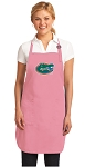 University of Florida Apron Pink