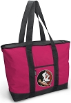 Deluxe Pink Florida State University Tote Bag