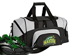 Small George Mason University Gym Bag or Small GMU Duffel