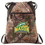 GEORGE MASON RealTree Camo Cinch Pack