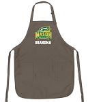 Official GMU Grandma Apron Tan