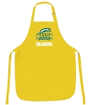 Deluxe George Mason Grandpa Apron - MADE in the USA!