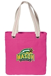 GEORGE MASON Tote Bag RICH COTTON CANVAS Pink