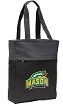 GEORGE MASON Tote Bag Everyday Carryall Black