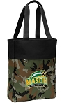 GEORGE MASON Tote Bag Everyday Carryall Camo