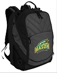 GEORGE MASON Deluxe Laptop Backpack Black