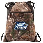 Georgia Southern RealTree Camo Cinch Pack