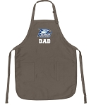 Official Georgia Southern Dad Apron Tan