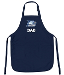 Official Georgia Southern Dad Aprons Navy