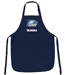 Official Georgia Southern Grandma Aprons Navy