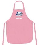 Deluxe Georgia Southern Grandma Apron Pink - MADE in the USA!