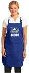 Georgia Southern Mom Apron Royal