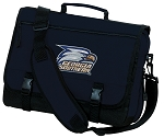 Georgia Southern Messenger Bag Navy