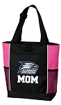 Georgia Southern Mom Tote Bag Pink