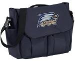 Georgia Southern Diaper Bag Navy