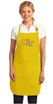 Deluxe Georgia Tech Apron - MADE in the USA!