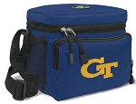 Georgia Tech Lunch Bag Navy