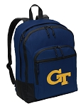 Georgia Tech Backpack Navy