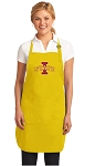 Deluxe Iowa State Apron - MADE in the USA!