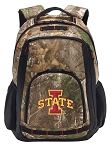 Iowa State RealTree Camo Backpack