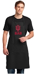 Indiana University Dad Large Apron