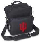 IU Indiana University Small Utility Messenger Bag or Travel Bag