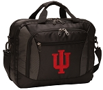 IU Indiana University Laptop Messenger Bags