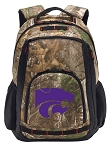 Kansas State RealTree Camo Backpack