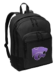 Kansas State Backpack - Classic Style