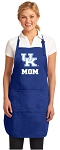 Deluxe Kentucky Wildcats Mom Apron University of Kentucky Mom for Men or Women
