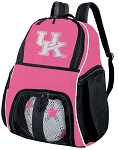 Ladies UK Wildcats Girls Soccer Backpack