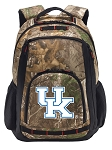 Kentucky Wildcats RealTree Camo Backpack