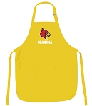 University of Louisville Grandma Apron Yellow - MADE in the USA!