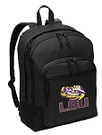 LSU Backpack - Tiger Eye Classic Style